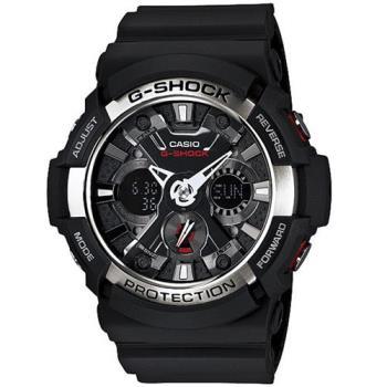 G-SHOCK X紋抗磁極速輪輻概念錶 GA-200-1A