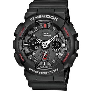 G-SHOCK 機車儀表設計抗磁異種概念錶 GA-120-1A