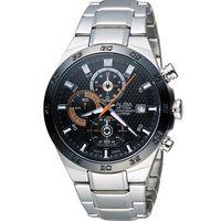 ALBA 雅柏 活力運動型男三眼計時腕錶 VD57-X080D AM3337X1