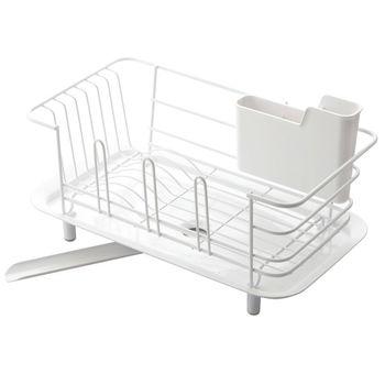 日本 LIBERALISTA 餐具收納瀝水籃 (小) - 共三色