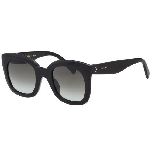 CELINE 大方框 太陽眼鏡(黑色)