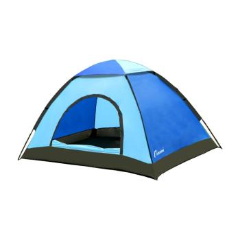 【OutdoorBase】星野快速六人帳篷-21331