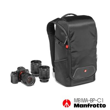 Manfrotto 專業級微單眼後背包 I Advanced Campact Backpack Bag I