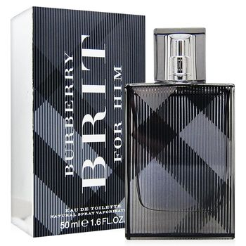 BURBERRY BRIT FOR HIM 男性淡香水50ml