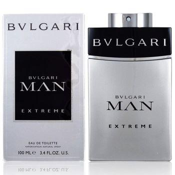 BVLGARI 寶格麗 極致當代 男性淡香水 100ml +隨機針管香水2份