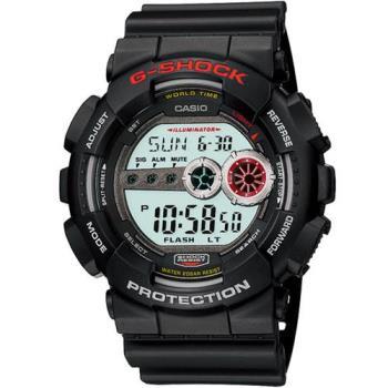 G-SHOCK 高亮眼超個性強悍休閒錶 GD-100-1A