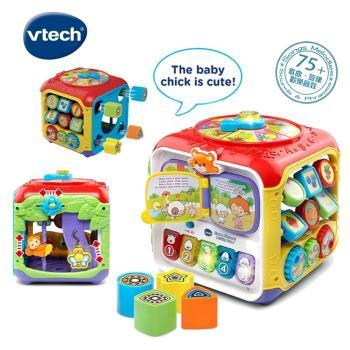 【Vtech】動物探索學習寶盒