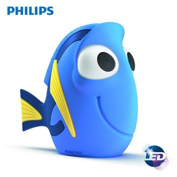 Philips 飛利浦 LED可攜式床邊燈-多莉Dory 71768