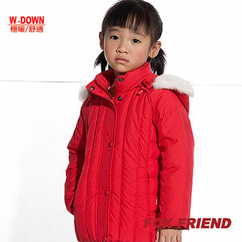 【FOX FRIEND】女童保暖羽絨外套 (298)