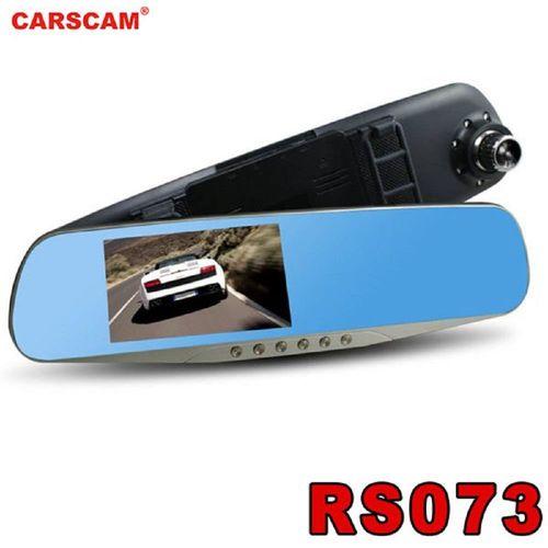 行走天下1080P後視鏡行車記錄器-RS073
