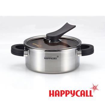 【韓國HAPPYCALL】三層不鏽鋼湯鍋(20CM)