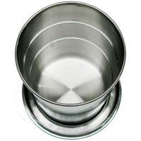 攜帶式250cc大容量不鏽鋼杯環保杯伸縮杯(2377)