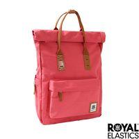 Royal Elastics - Rainbow彩虹甜心 - 後背包 - 橘紅