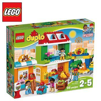 樂高【LEGO】L10836 市鎮廣場