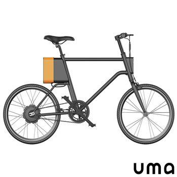 【 UMA 雲馬 】C1 智行車 搭配電動輔助模式 可定速 最懂年輕人的電動車
