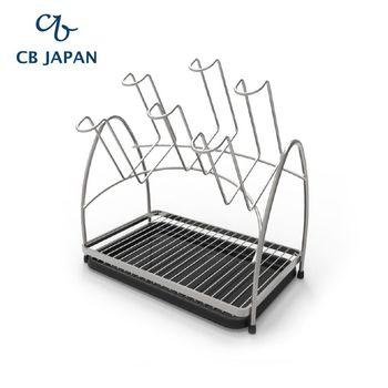 CB Japan Flow廚房系列雙層杯碗架