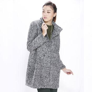 MISS GRACE45%高規羊毛修身外套