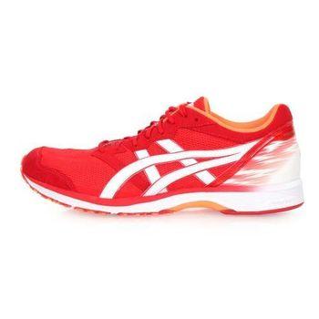 【ASICS】TARTHERZEAL 5 虎走男路跑鞋-慢跑 亞瑟士 紅白