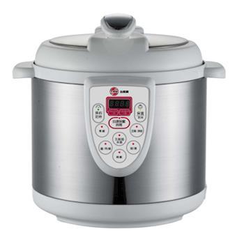 【台熱牌】6公升微電腦電子語音壓力鍋 SS-6200