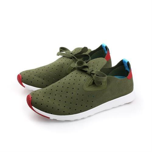 native 阿波羅系列 休閒鞋 綠色 男女鞋 no521