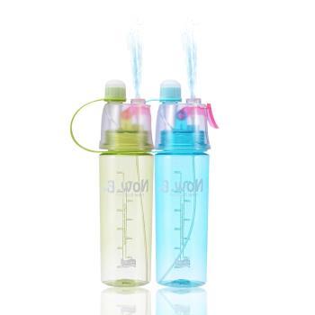 水瓶噴霧兩用水壺(400ml)