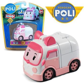 【POLI 波力救援小英雄】合金車系列-安寶 RB83163