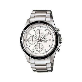 【CASIO】EDIFICE 大方低調賽車系列指針腕錶 (EFR-526D-7A)