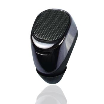 【YANGYI揚邑】YS002 迷你微型無線輕巧耳塞式藍芽耳機-炫黑