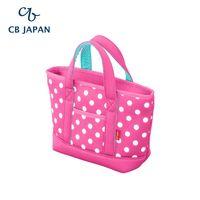 CB Japan 水玉點點系列可洗可拆保冷托特手提袋4L