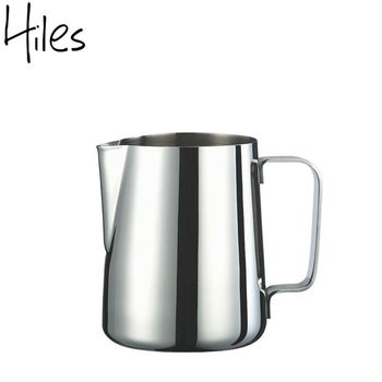 Hiles 不鏽鋼拉花杯350ml