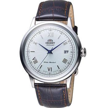 ORIENT 東方錶 DATE系列 羅馬競技場機械錶 FAC00009W