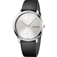 Calvin Klein minimal  大 ck 簡約時尚腕錶   K3M211CY  (40mm)