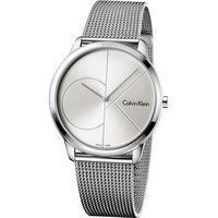 Calvin Klein minimal  大 ck 簡約時尚腕錶  K3M2112Z  (40mm)