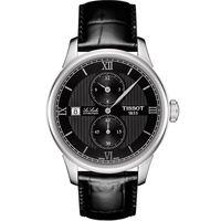 TISSOT LE LOCLE 立洛克三針一線自動機械錶 T0064281605802