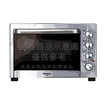 贈3格玻璃保鮮盒SP-1906│Panasonic│國際牌 38L大容量電烤箱 NB-H3800