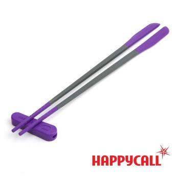 韓國HAPPYCALL耐熱矽膠料理筷(三色可選)
