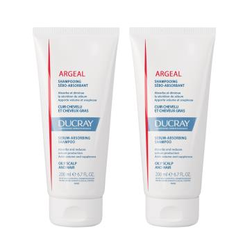 DUCRAY護蕾 鋸棕櫚控油洗髮霜 150ml 2入組(效期:2019/4)