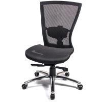 aaronation 愛倫國度 - 頂級高韌性全網金屬底電腦椅AM-813