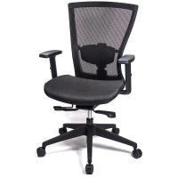 aaronation 愛倫國度 - 頂級高韌性全網T把手電腦椅AM-813
