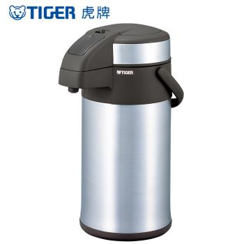 【TIGER 虎牌】4.0L氣壓式不鏽鋼保溫保冷瓶(MAA-A402)