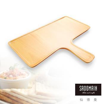 【仙德曼 SADOMAIN】山毛櫸輕食盤