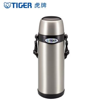 【TIGER 虎牌】0.8L不鏽鋼_經典背帶系列保溫保冷瓶(MBI-A080-XD)