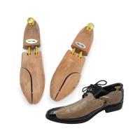 糊塗鞋匠 優質鞋材 A17 荷木定型鞋撐 (雙/組)