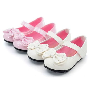 【 cher美鞋】MIT可愛公主風童鞋#花童 ♥白色/粉色♥MML-D