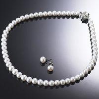 天然淡水珍珠套組(6mm) 小樂珠寶