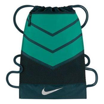 【Nike】2017時尚魅力Vapor健身綠松色束口後背包(預購)