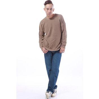 【ARH】丹寧休閒透氣舒適型男牛仔褲(185)