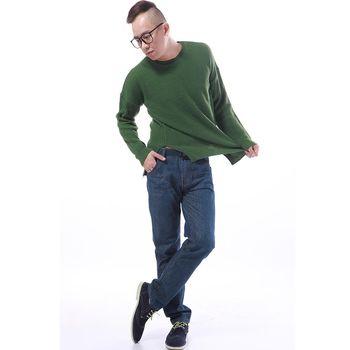 【ARH】丹寧透氣舒適型男牛仔褲