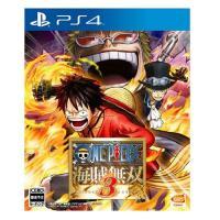 PS4遊戲 航海王:海賊無雙 3-亞洲中文版