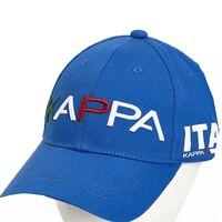 KAPPA義大利休閒慢跑運動帽1個 義大利藍UH66-H066-5
